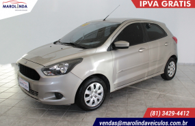 Ford Ka Hatch SE 1.0 (Flex) 2015