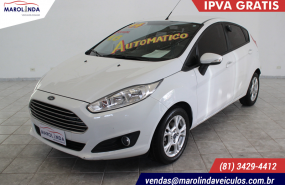 Ford New Fiesta Hatch SE 1.6 AUT. 2014