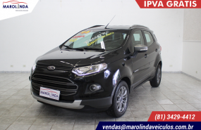 Ford Ecosport Freestyle 1.6 2014